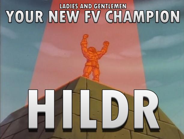 Hildr Wins